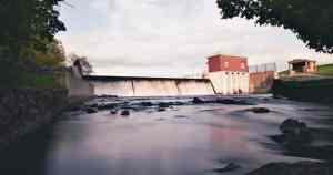 lake hopatcong dam