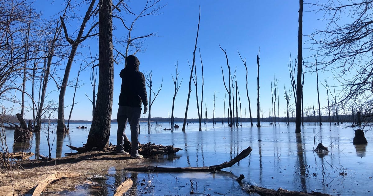 The Best Spots at Manasquan Reservoir