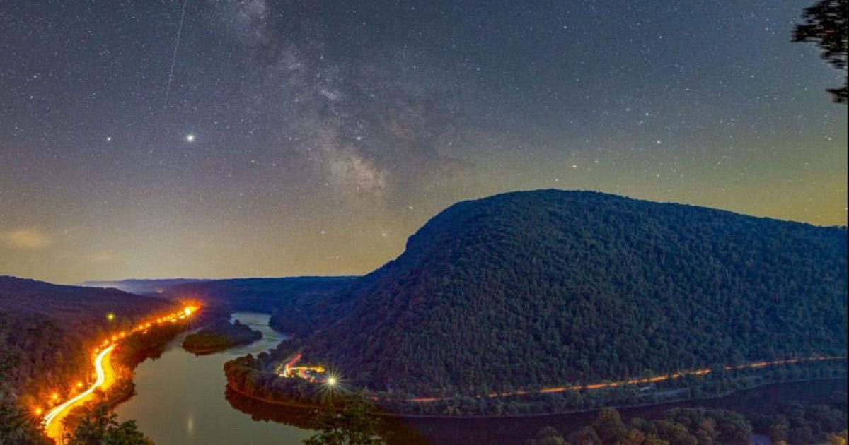 Read more about the article Best Dates & Times for Milky Way Photography in New Jersey in 2021