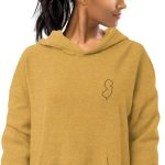 Women's New Jersey Hoodie – Embroidered