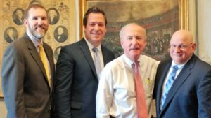 NJ therapists with local congressman