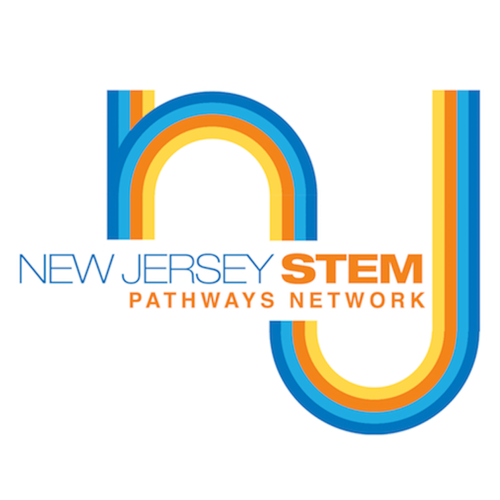 SPN Logo white outline | New Jersey STEM Pathways Network