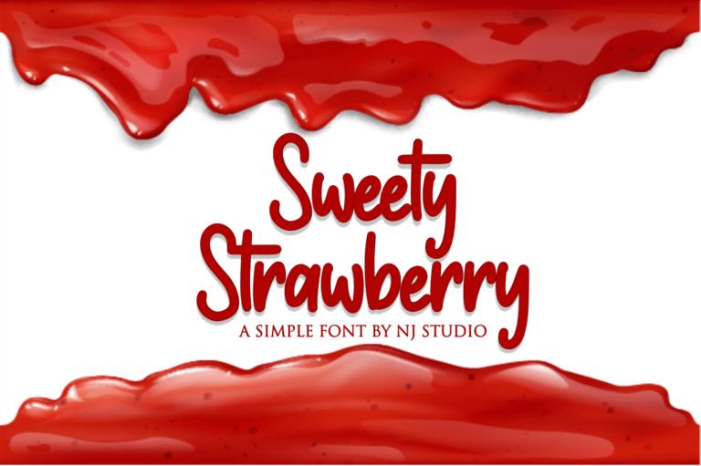 Sweety Strawberry