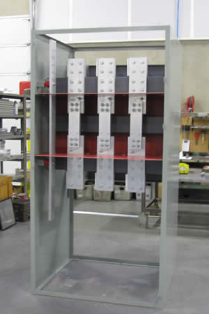 Current Transformer Cabinets types fabrication uses  N