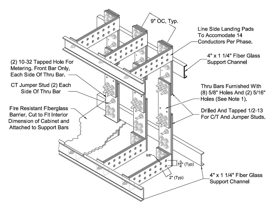 PEPCO NEMA 1 CT Cabinets