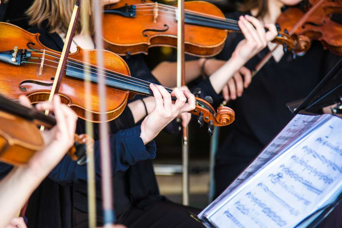 Violin Group Class for Spring 2020