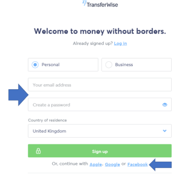 Is transferwise safe