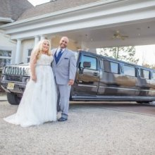 stretch limo and party buses