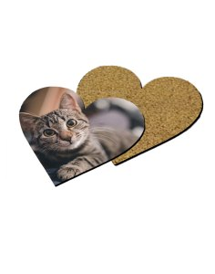 personalized-mdf-coaster-heart