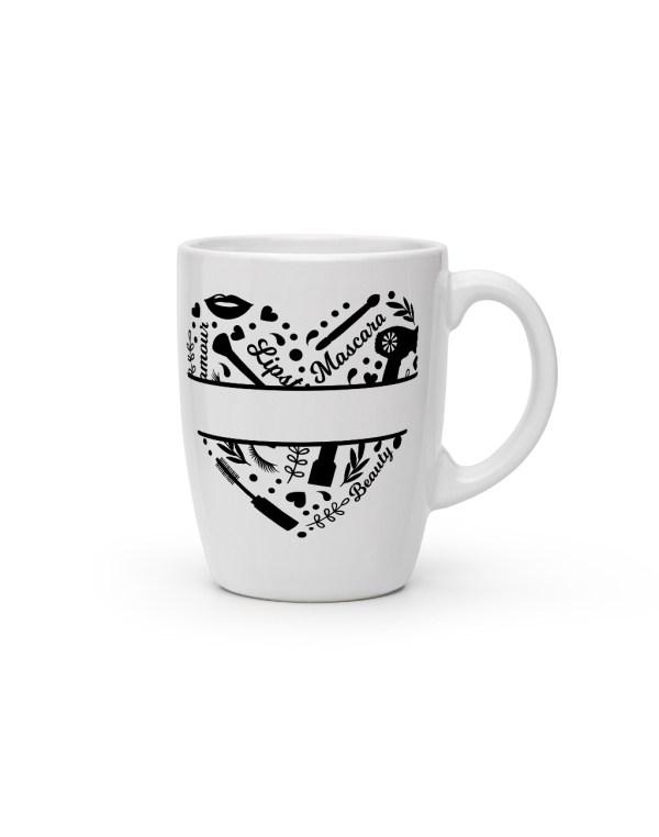 personalized-black-girl-coffee-mug