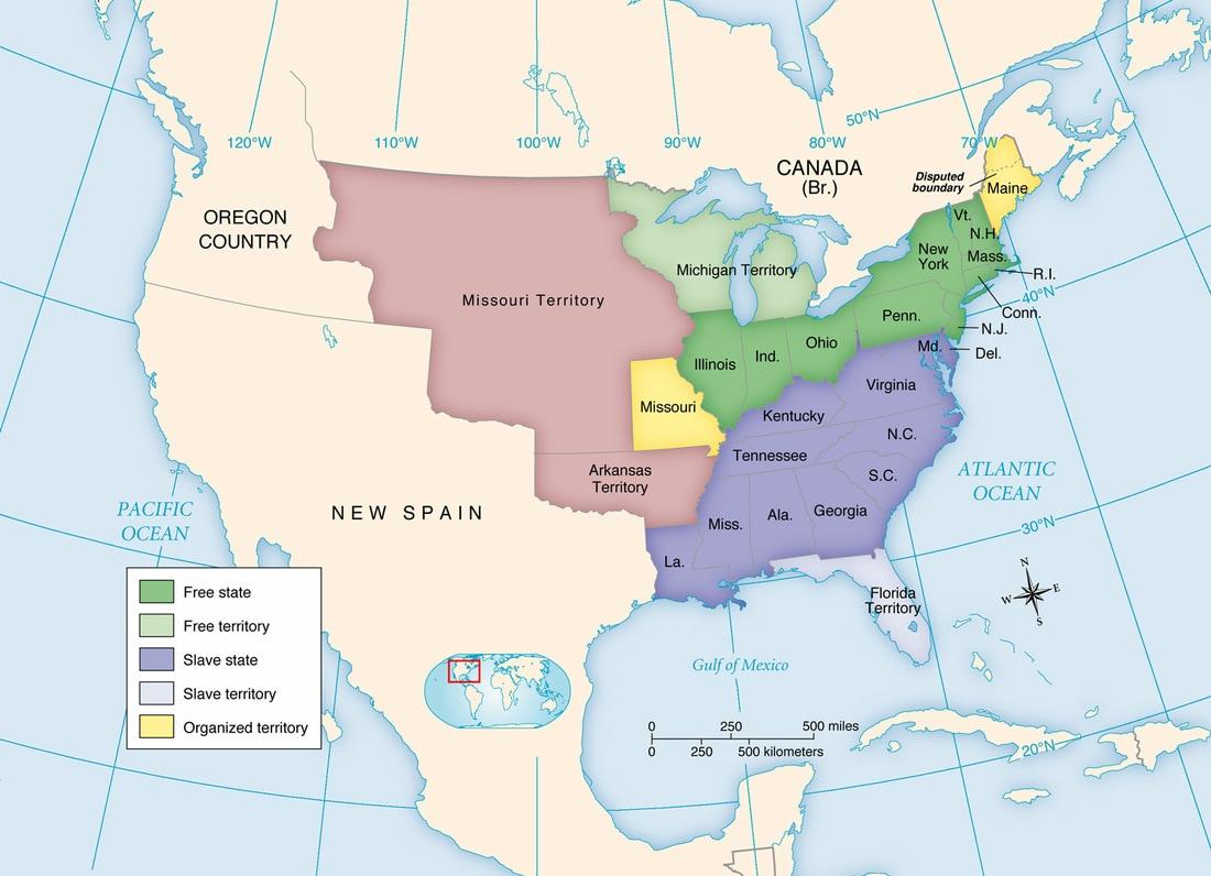 Cycle 4 Unit 9 Civil War Causes