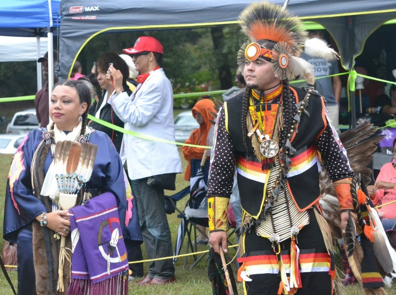 64th Annual Chickahominy pow-wow - New Kent – Charles City ...