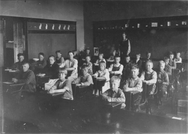19th Century in One Classroom School