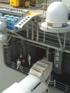 US Navy in TST HKG 2011