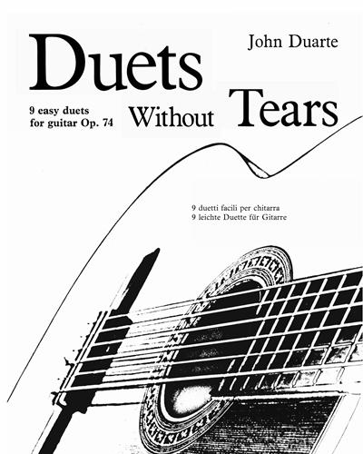 John William Duarte: Sonatinette Op. 35 for Guitar sheet