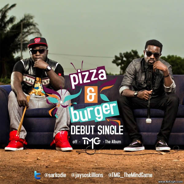 Sarkodie & Jayso - Pizza & Burger
