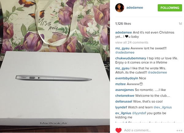 Damilola MacBook