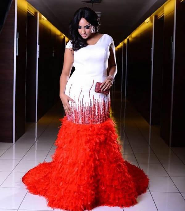 Juliet Ibrahim at Ovation Carols night 2015