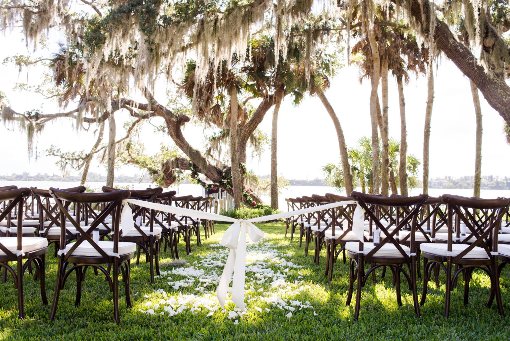 Destination Wedding Planner Bay Preserve Osprey