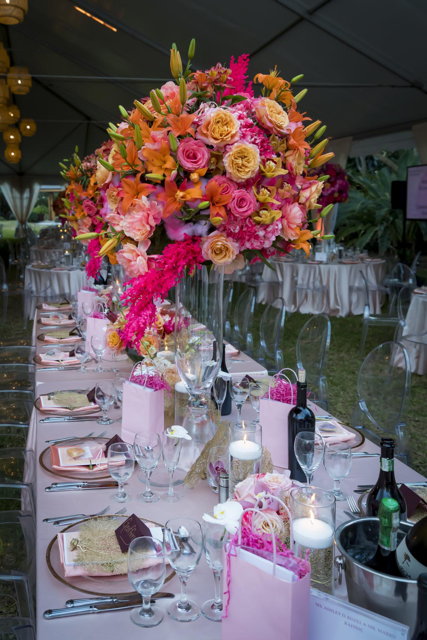 Luxury Birthday Party Boca Grande FL