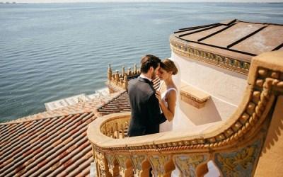 Elegant Waterfront Sarasota Wedding