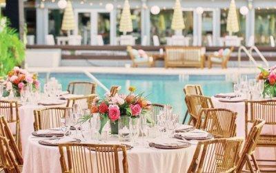 Gasparilla Inn & Club Beachside Wedding