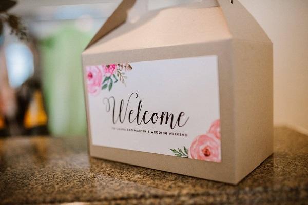 Wedding Trends- Welcome Bags