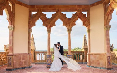 Elegant Indian Fusion Wedding in Sarasota
