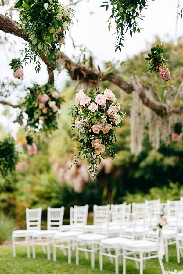Selby Gardens wedding ceremony
