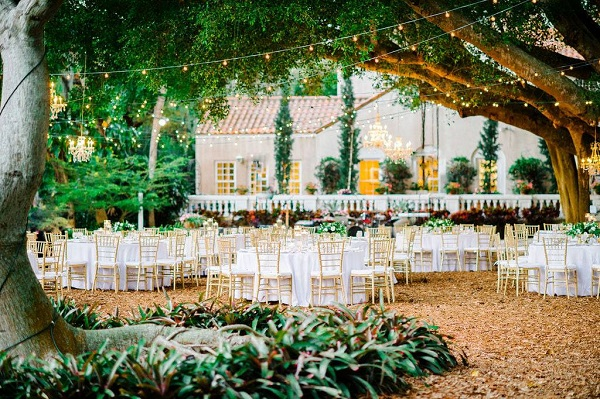 Outdoor wedding - NK Productions