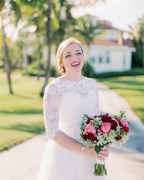 Boca Blooms / Hunter Ryan Photo / Bridal Bouquet