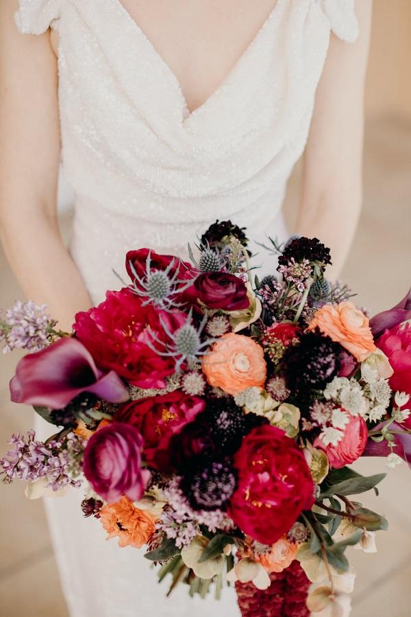 Flowers by Fudgie-Eli Meyer Studio / Bridal Bouquet