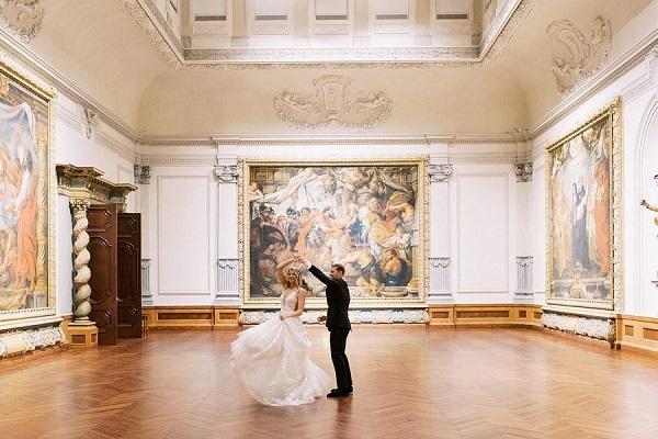 Ballroom Weddings- Ringling- mattricephotography