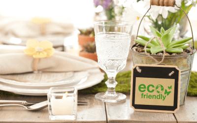 The Eco-Friendly Wedding
