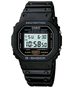 G-SHOCK DW-5600C-1(国内版)