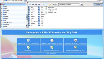 crear iso de cd linux