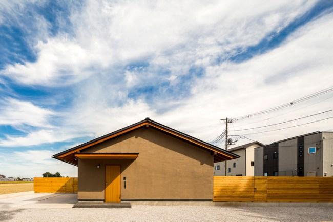 栃木・大塚の家 中山大輔建築設計事務所