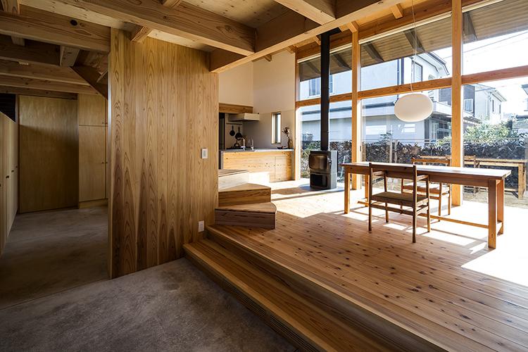 船橋・遊牧の家 中山大輔建築設計事務所