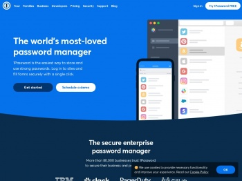 1Password: Password Manager for Families, Businesses ...