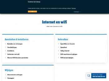 Wifi-router - Caiway