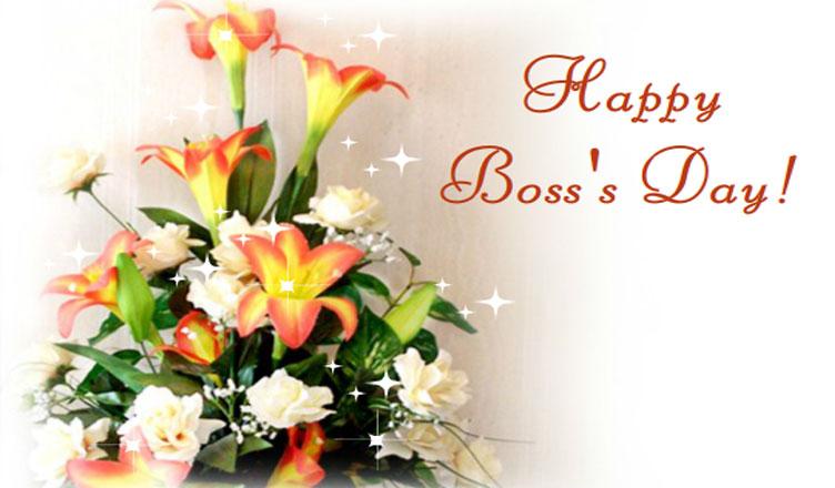 Happy Boss's Day!