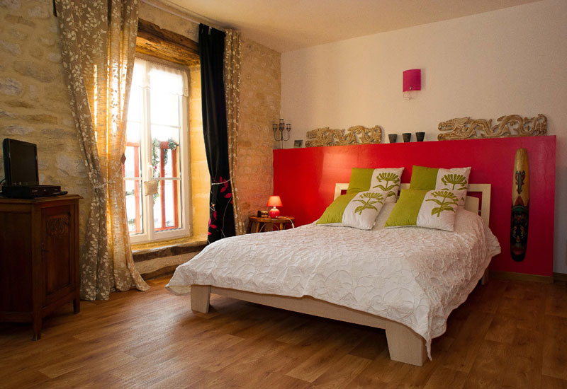 Bed and breakfast Les Mirabelles Marquigny  Europa Bed