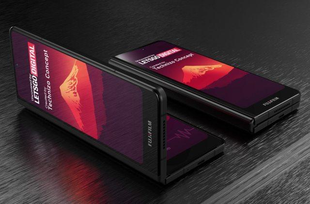 Galaxy Fold 智能手機