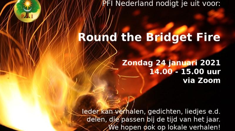 Round the Bridget Fire 2021 - puur decoratief
