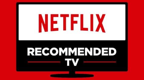 Netflix aanbevolen televisie