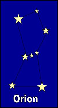 Navigeren op de sterren  Scoutpedianl