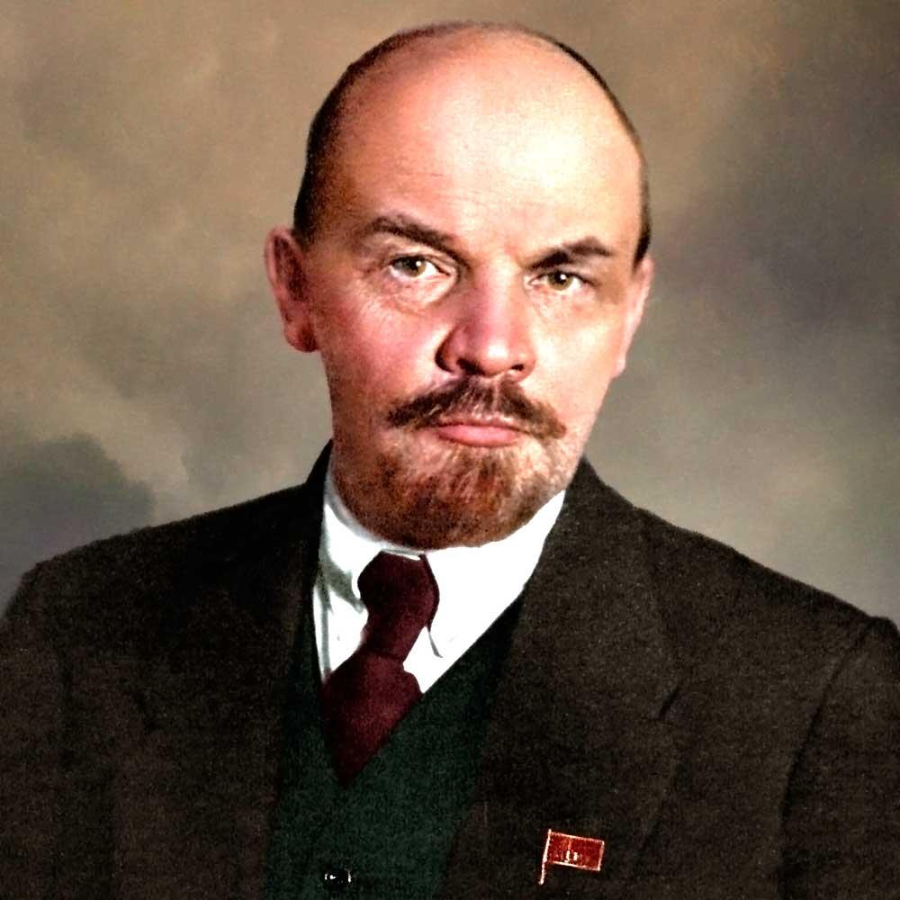 1917 Lenins Aprilstellingen