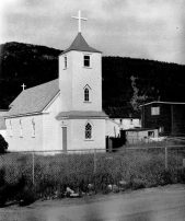 St. Luke's Anglican Church in Placentia, 1971