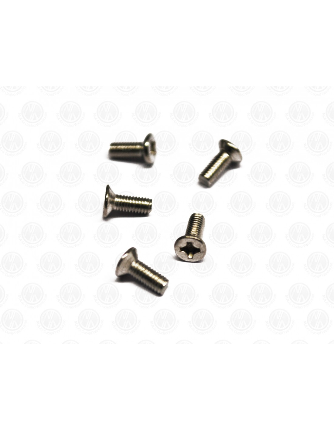 Countersunk Head s/s screws V Head S/S Bolts for VW split