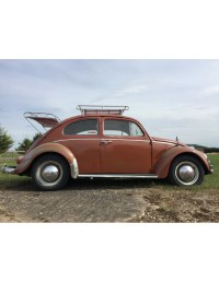 Classic Beetle rear roof rack - NLA VW Parts